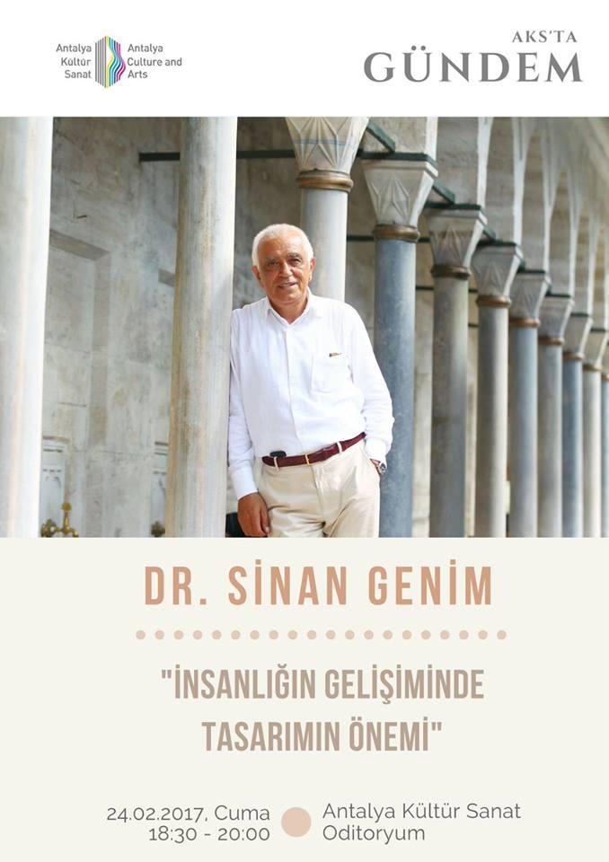 İnsanlığın Gelişiminde Tasarımın Önemi - Sinan Genim
