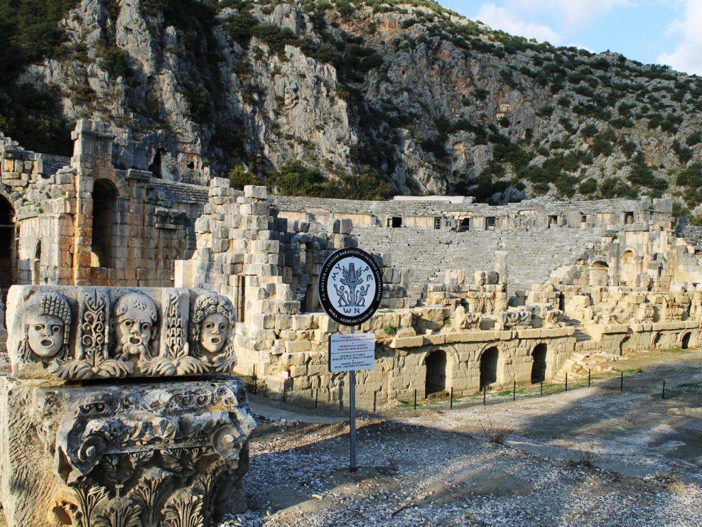 5 Myra Tiyatrosu