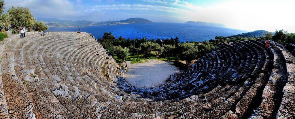 6 Antiphellos Tiyatrosu