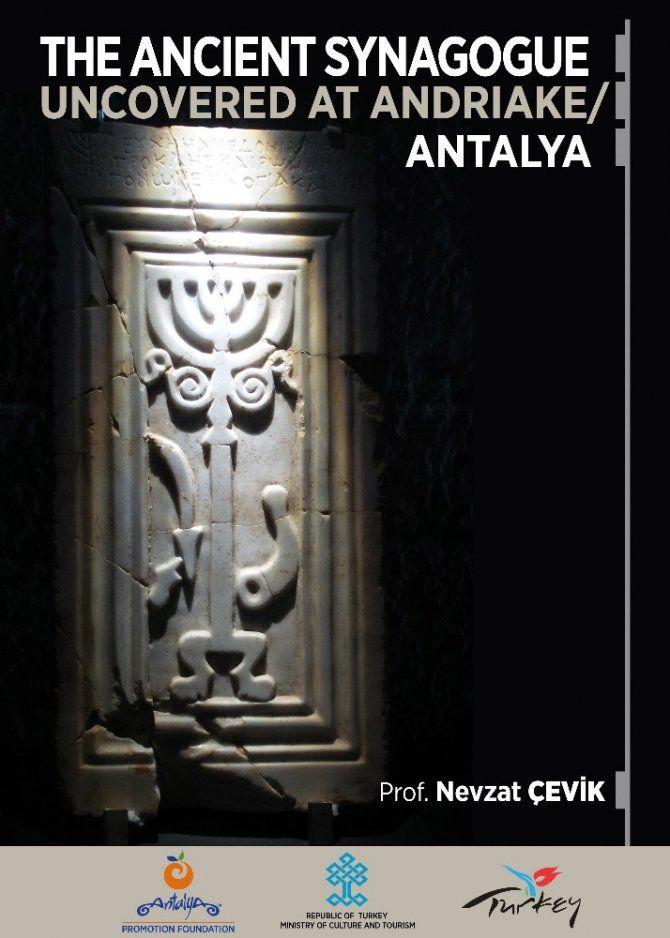 Andriake Sinagog'u İsrail'de
