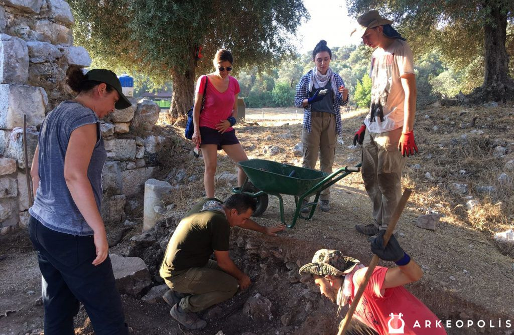 Arkeolojik Kazılar Habertürk'e Konuk Oluyor 1