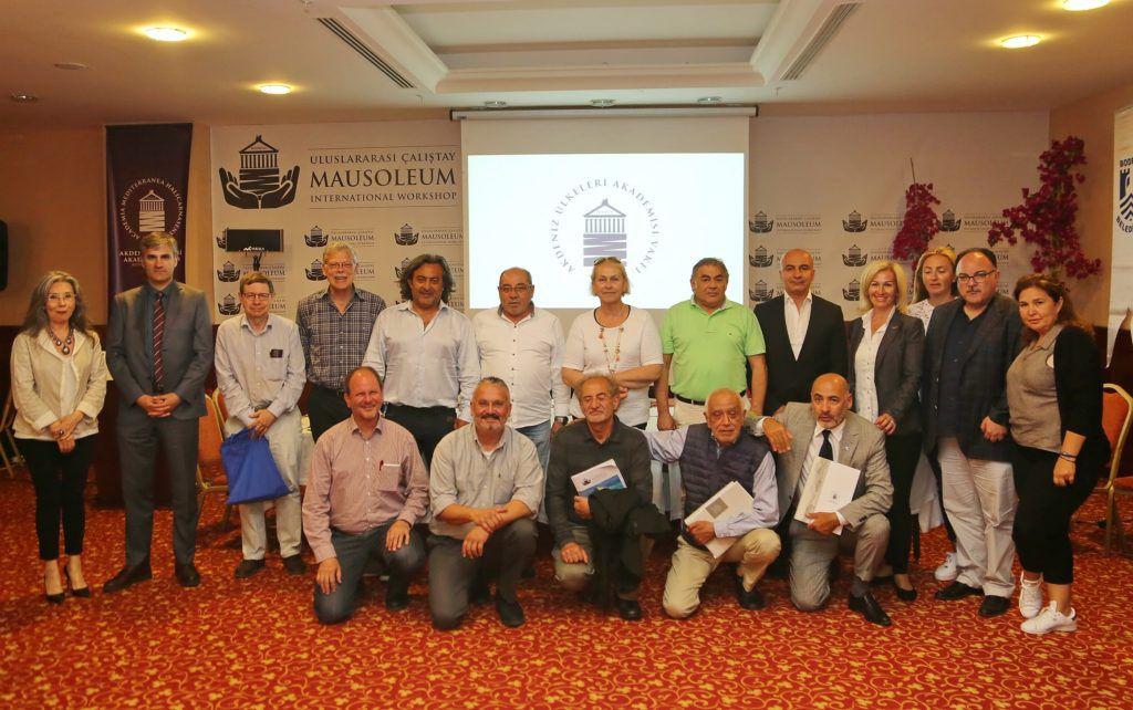 Bodrum Uluslararası Mausoleum Çalıştayı