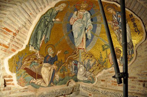Bizans Kilise Bezemelerindeki İkonografik Programlar