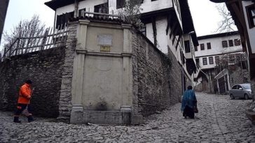 Karabük'te Osmanlı Çeşmeleri Restore Edilecek