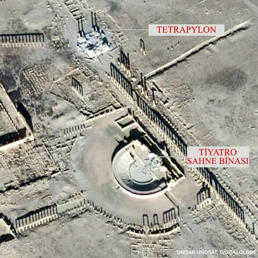 Palmira Yok Ediliyor 1