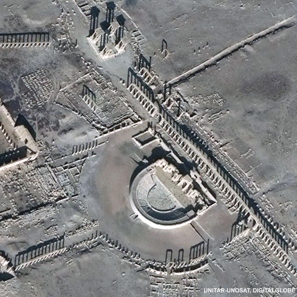 Palmira Yok Ediliyor 2