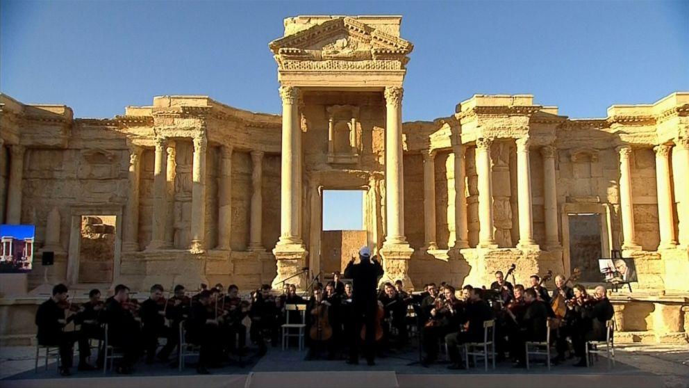 Palmira Yok Ediliyor 3