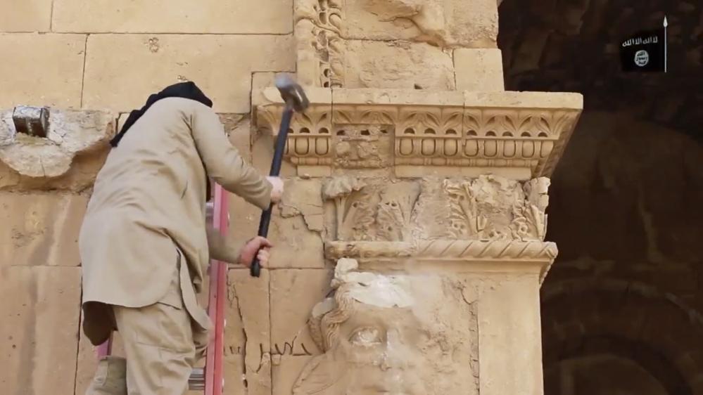 Palmira Yok Ediliyor 4