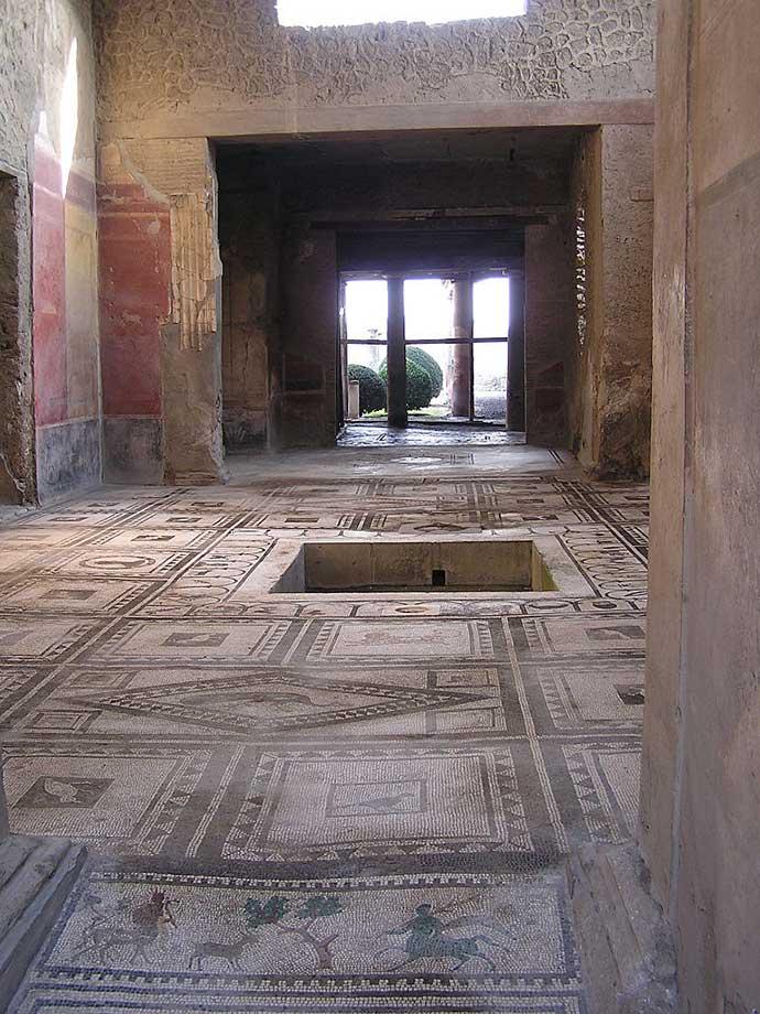 Pompeii'den Bir Ev