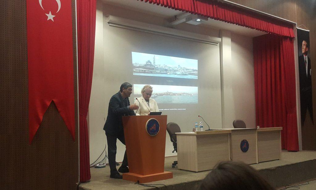 Prof.Dr. Engin Akyürek İstanbul'u Anlattı