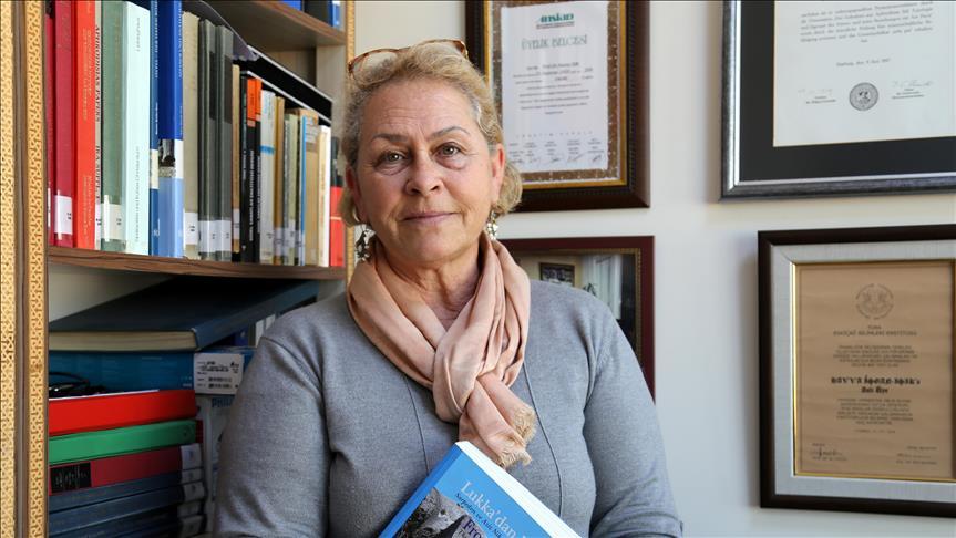 Patara Antik Kenti Kazı Başkanı ve Akdeniz Üniversitesi, Arkeoloji Bölümü Öğretim Üyesi Prof.Dr. Havva İşkan Işık